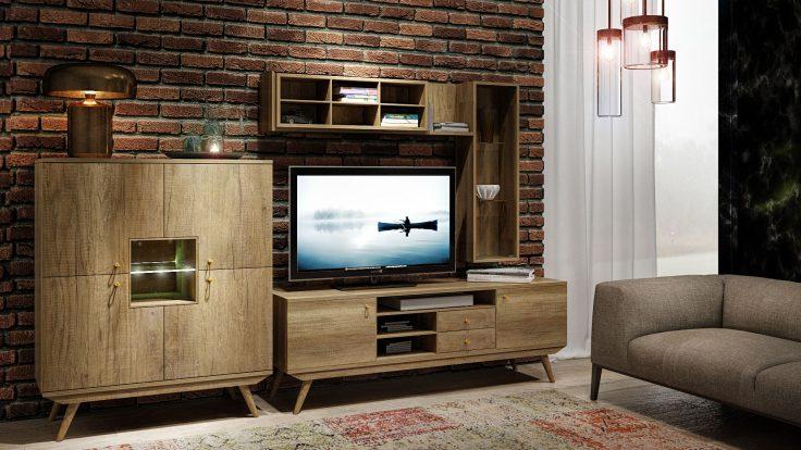 Barok Tv Ünitesi