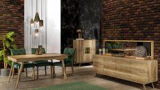 Barok Yemek Odası