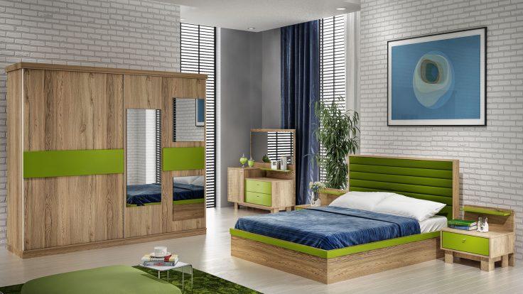 Letoon Yatak Odası