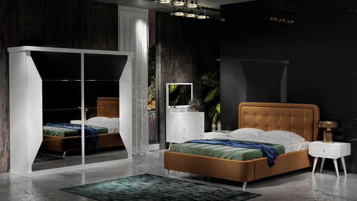 Marbella Yatak Odası