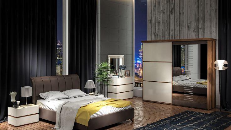 Aytaşı Yatak Odası